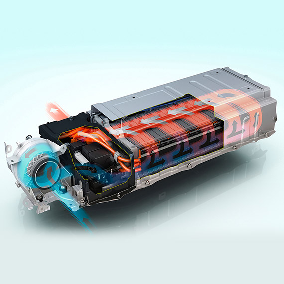 Hybrid Battery Remanufacturing Process