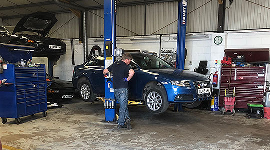 Rayleigh Vehicle Servicing